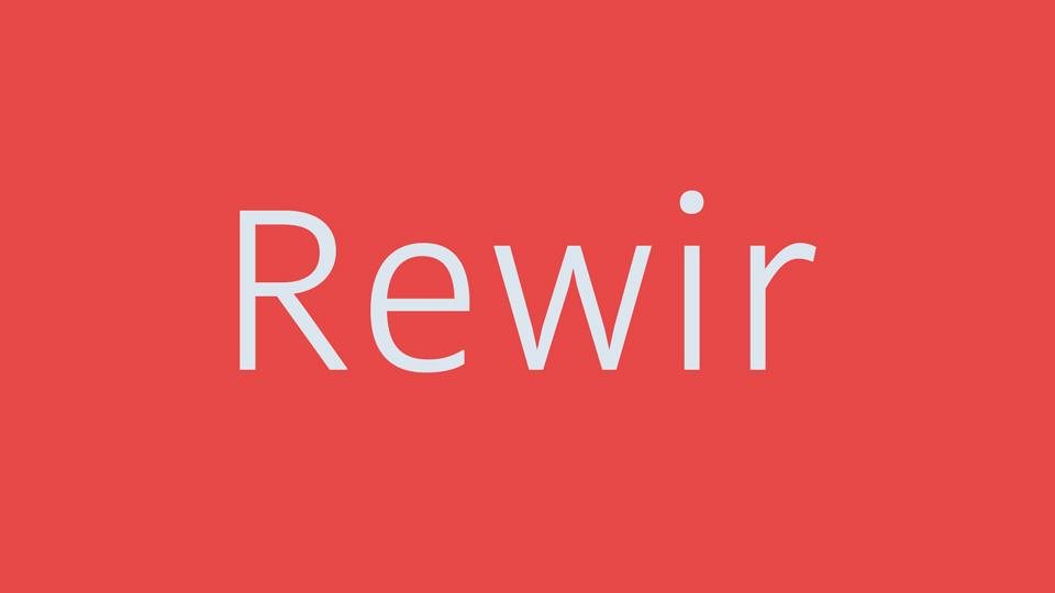 rewir