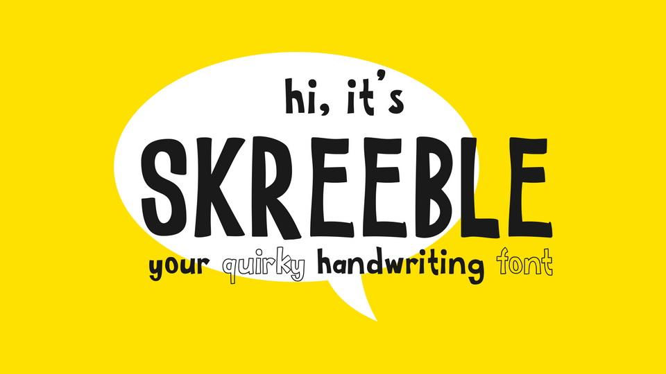 skreeble