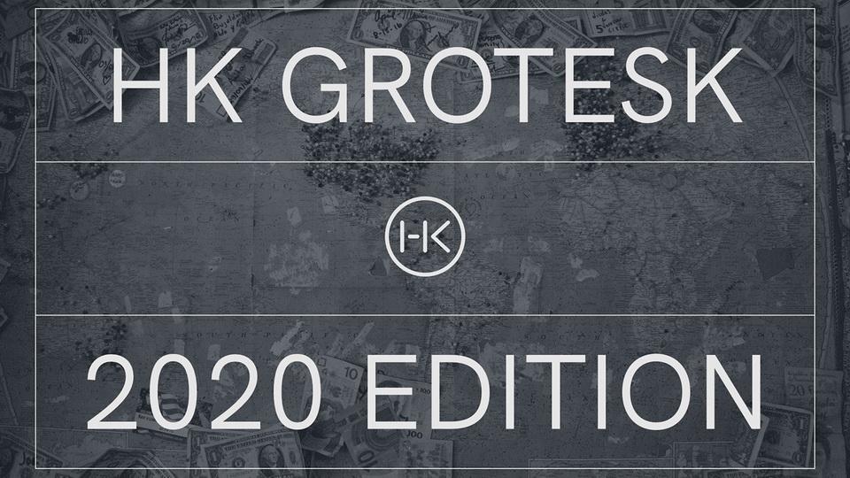 HK Grotesk 244