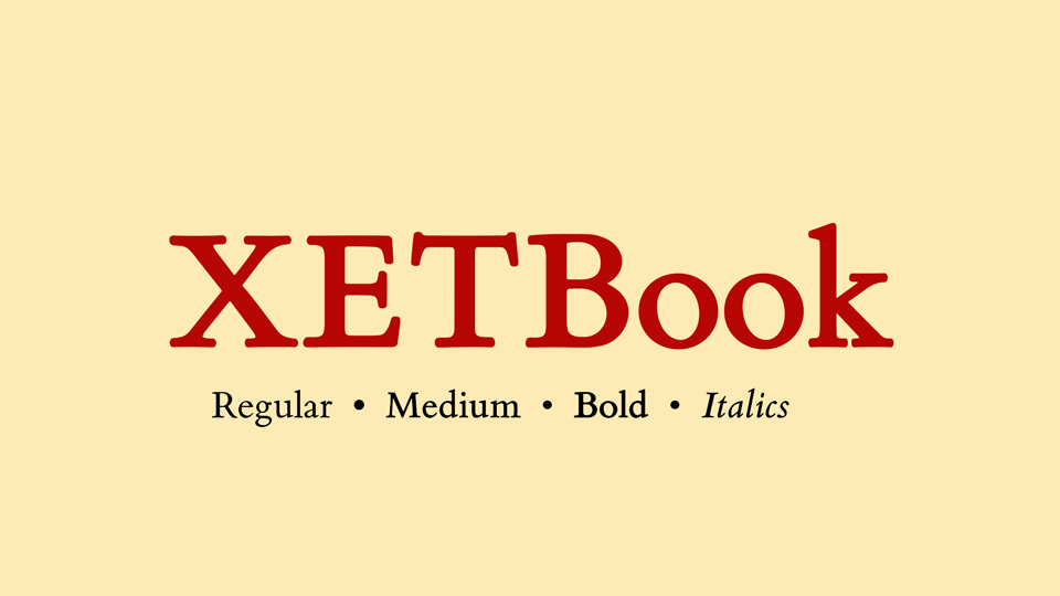 xetbook