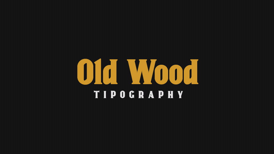 old_wood