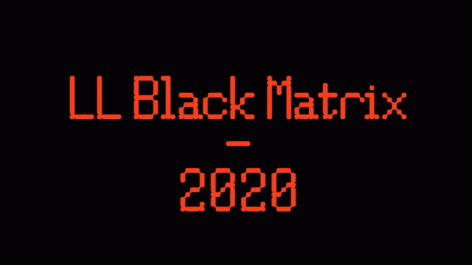 ll_black_matrix