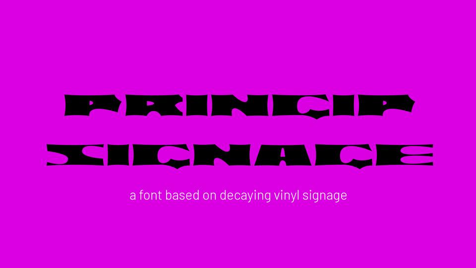 pringip_signage