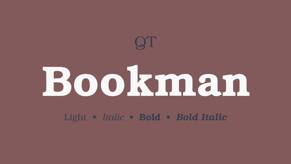 qt_bookman