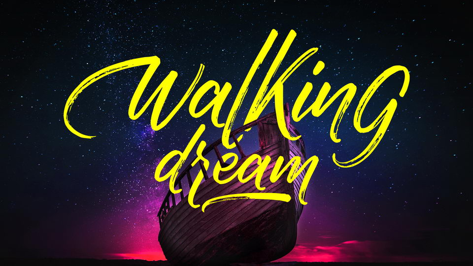 walking_dream