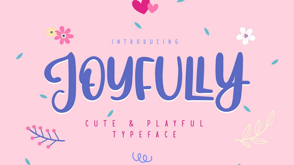 joyfully