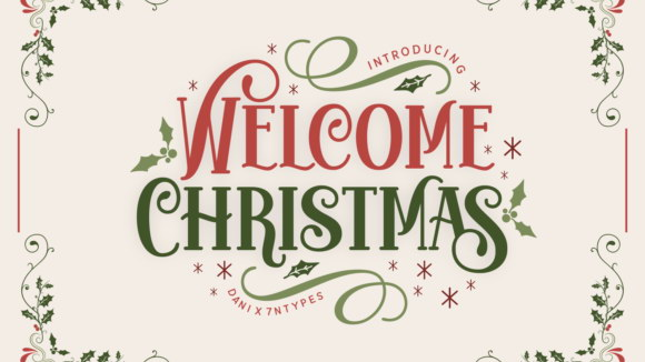 Welcome-Christmas-Fonts-5678013-1-1-580×387