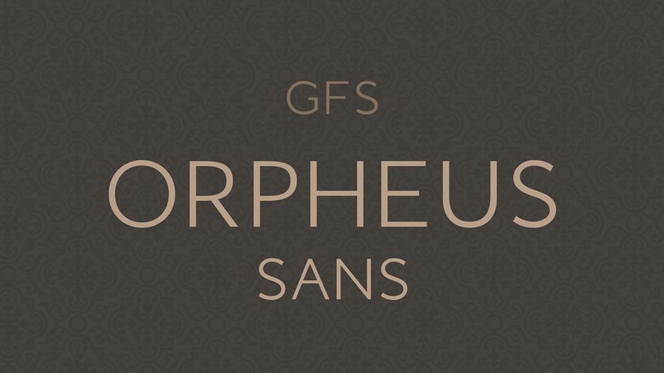 orpheus_sans