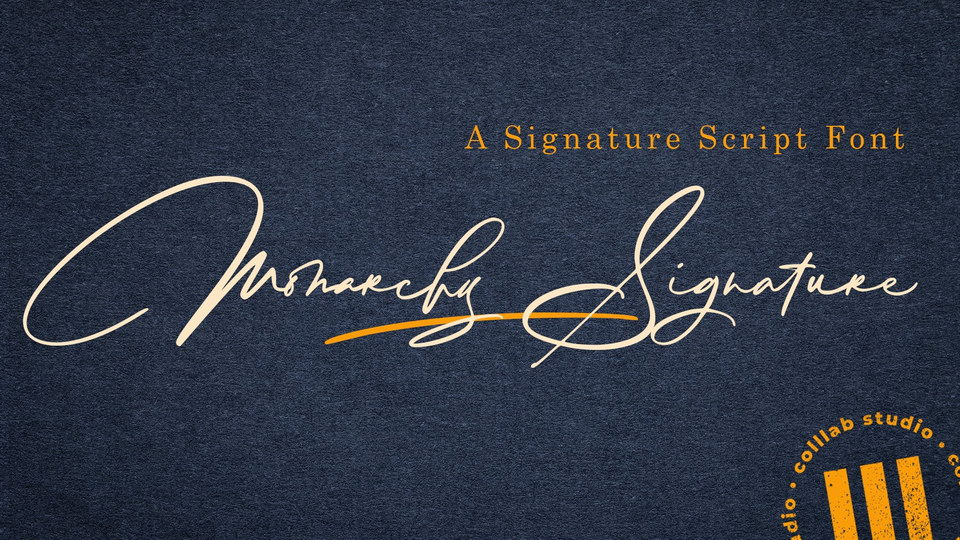 monarchy_signature