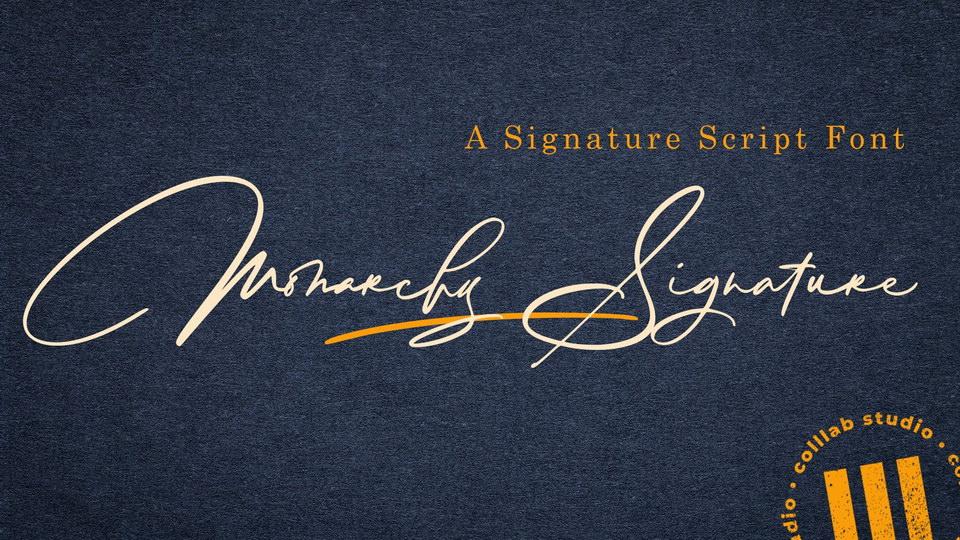 monarchy_signature
