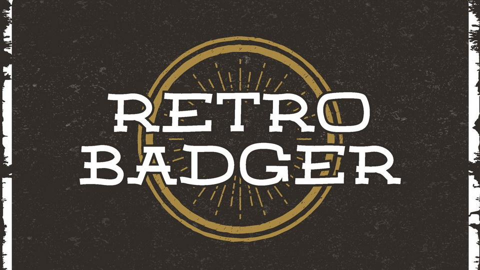 retro_badger