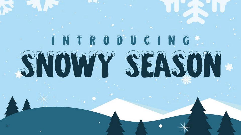 snowy_season