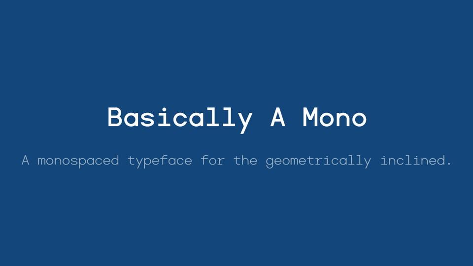 basically_a_mono