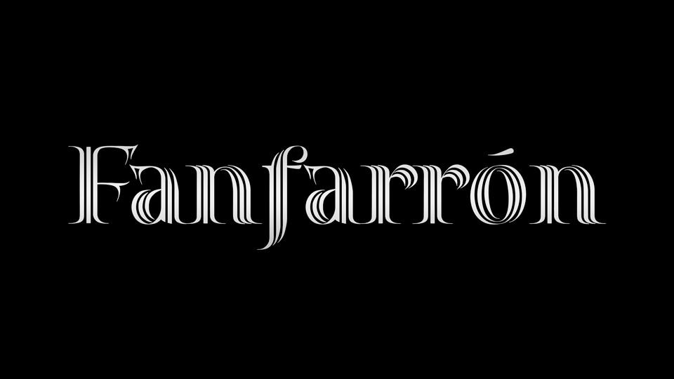fanfarron