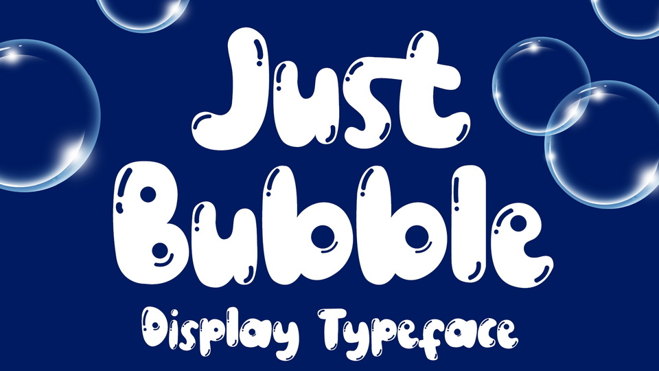 just_bubble