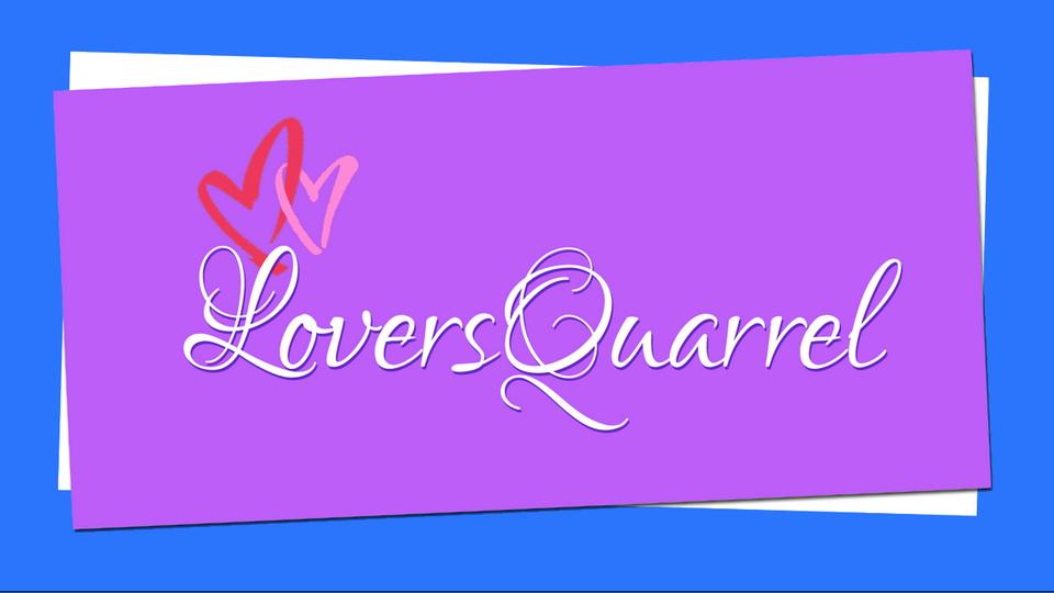 lovers_quarrel