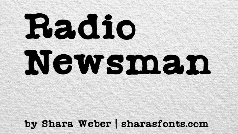 radio_newsmansign