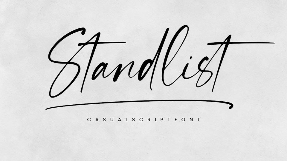 standlist