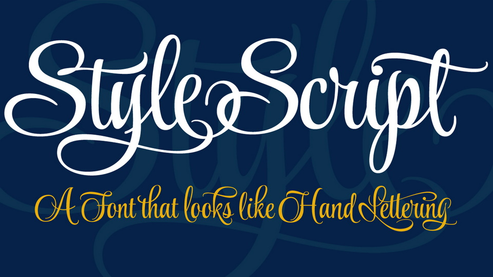 style_script