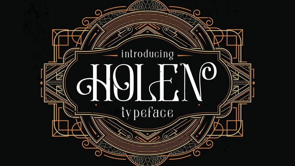 holen