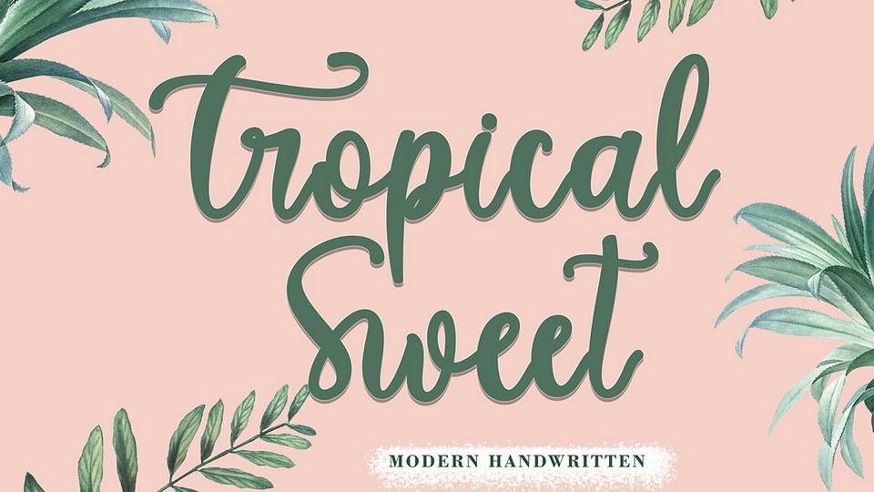 tropical_sweet