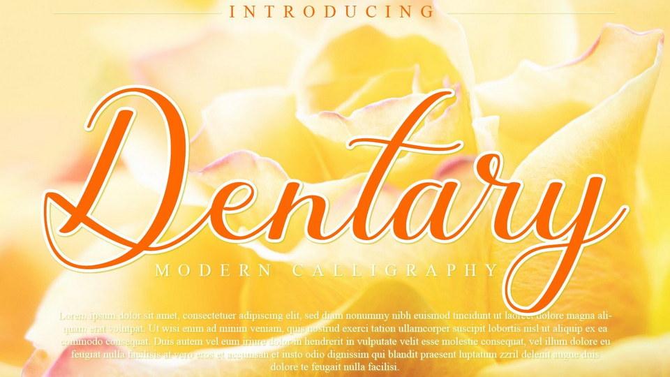 dentary