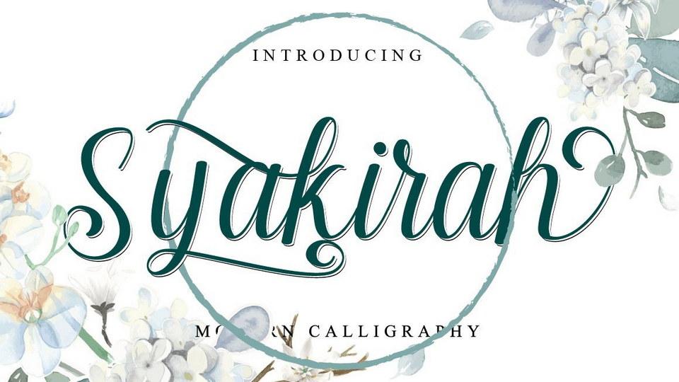 syakirah