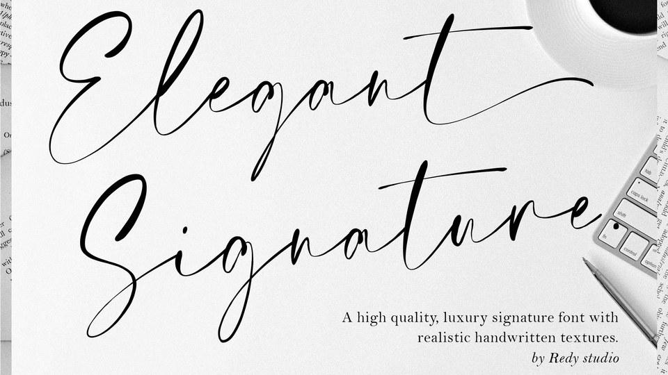 elegant_signature