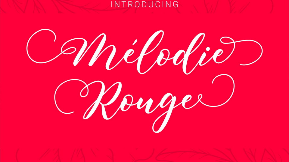melodie_rouge