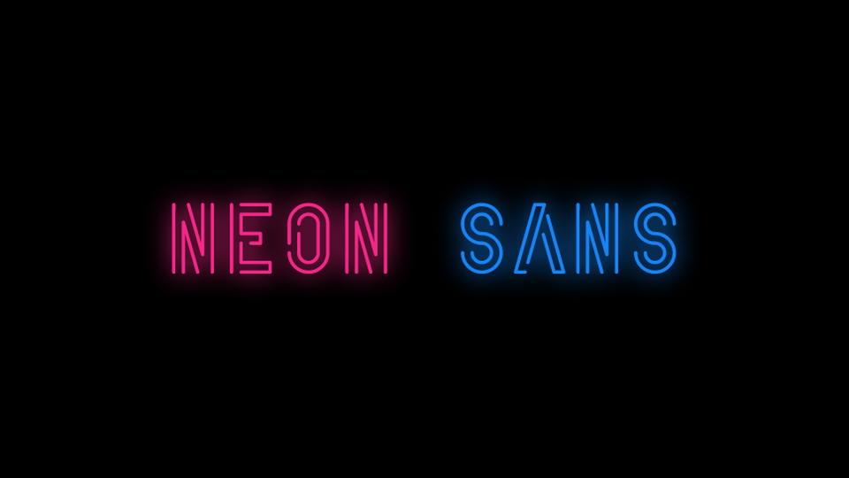 neon_sans