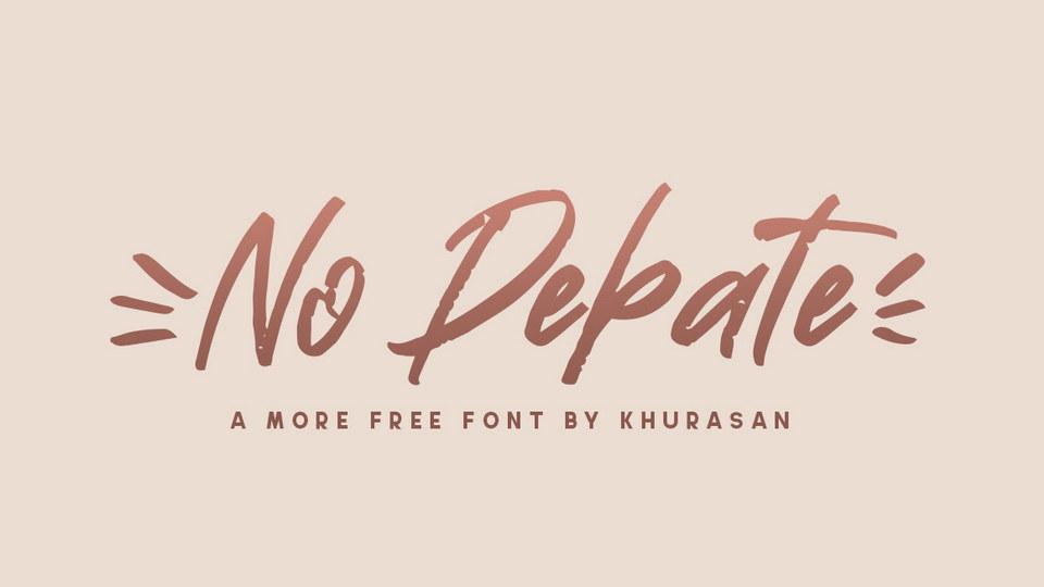 no_debate