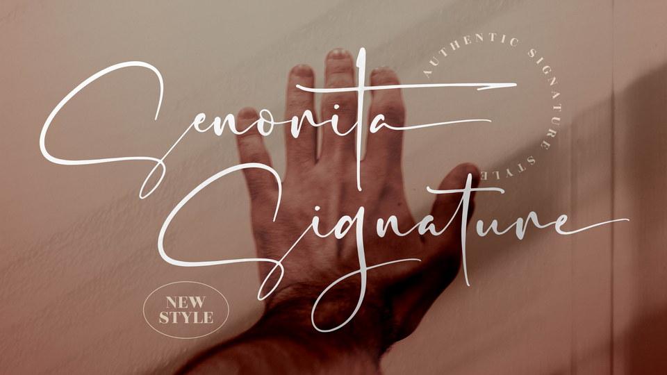 senorita_signature