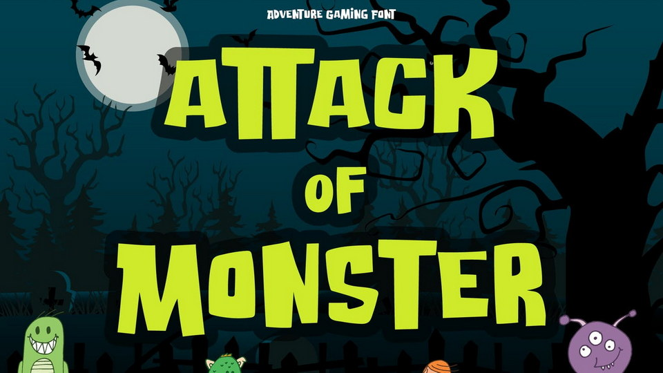 attack_of_monster